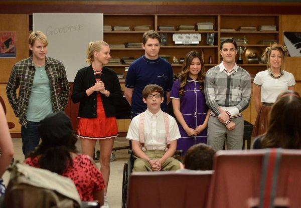 Glee remonte !