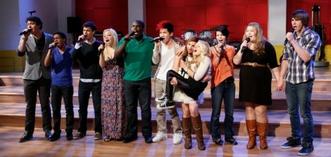 Du mieux pour le Glee Project