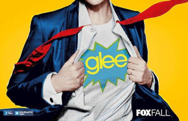 Glee se la joue Superman !