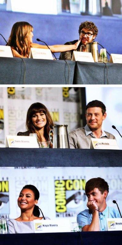 Nouvelles photos du Comic con, San Diego