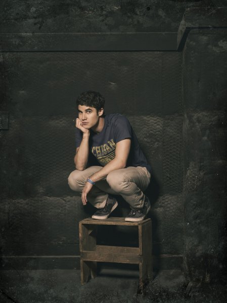 Darren pour '' Face of Fox ''