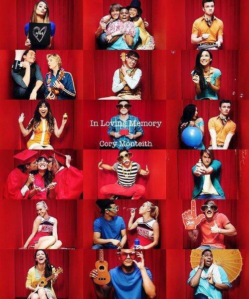 Source sur Glee et ses acteurs/ actrices