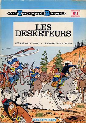 N°5 LES DESERTEURS