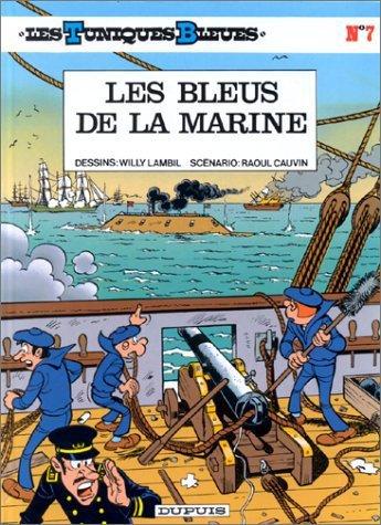 N°7 LES BLEUS DE LA MARINE