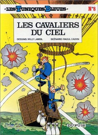 N°8 LES CAVALIERS DU CIEL