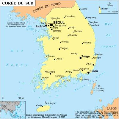 Min Jung - La Corée =D