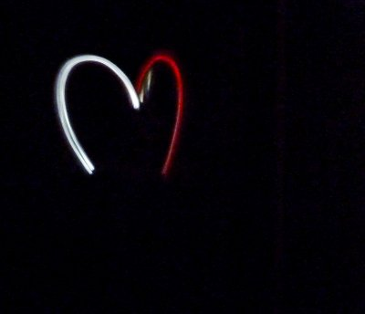 Light Painting. ♥