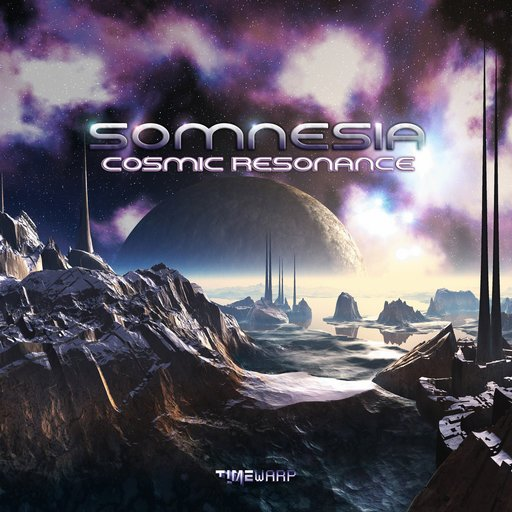 Somnesia : Cosmic Resonance (Goa)