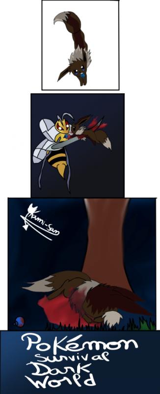 Pokémon un monde différent de celui que vous connaissez