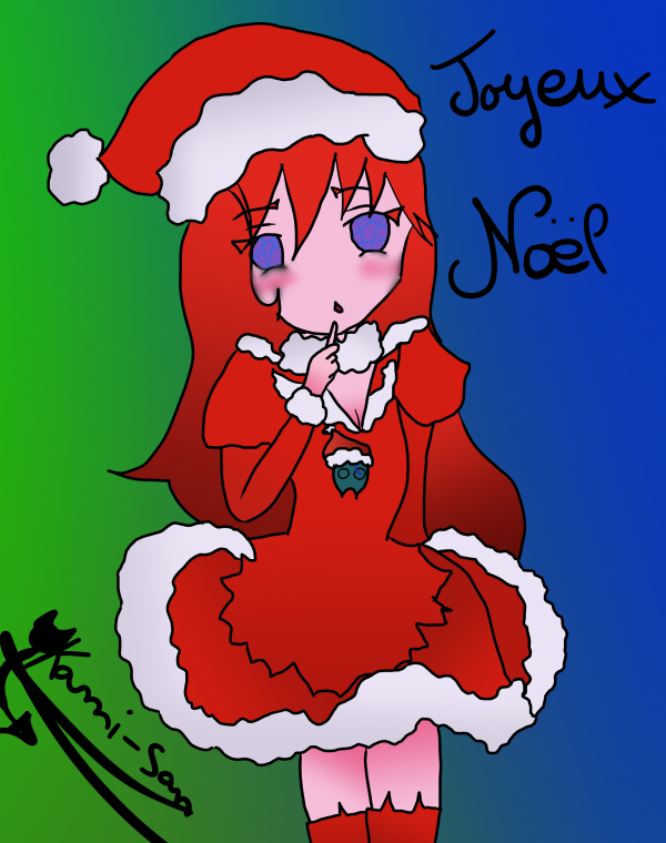 Hohoho Joyeux Noël