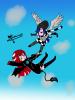 Fond de profil Sha et Aona