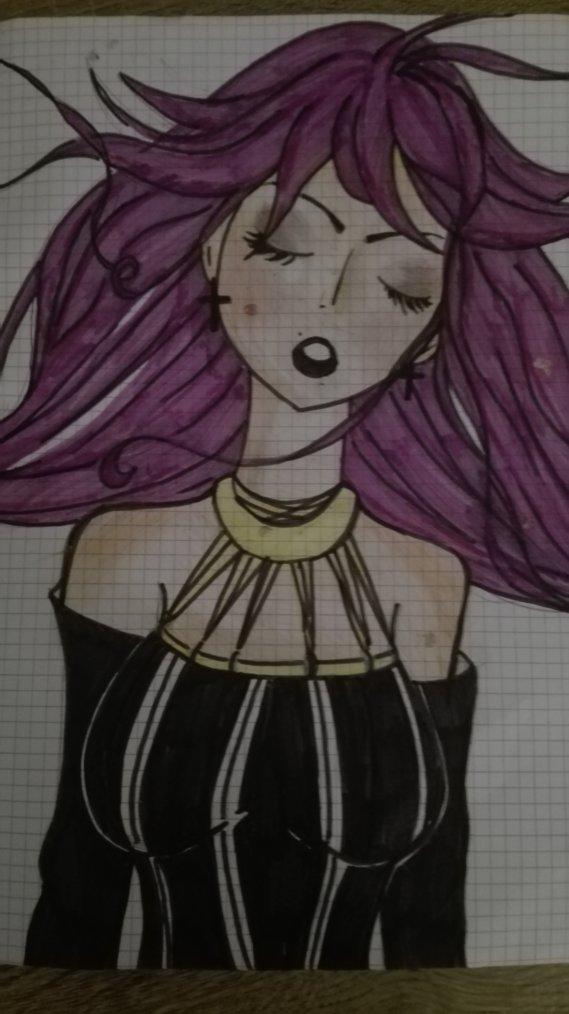 Mon dessin ! Vous en pensez quoi ?