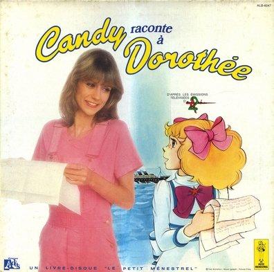 Candy raconte à Dorothée // 1981