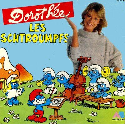 Dorothée et les Schtroumpfs // 1983