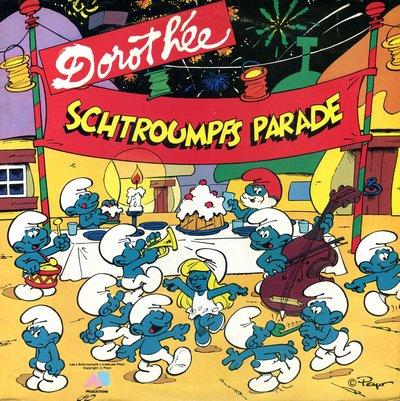 Schtroumpfs Parade // 1984