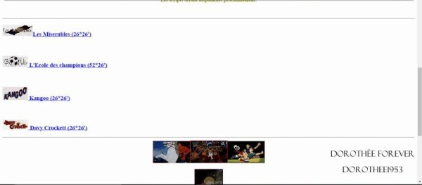 Site internet AB PRODICTION  -Studio Animage