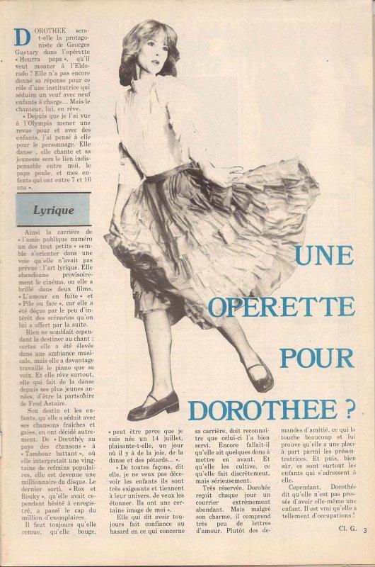 Dobibliogeek - Couverture Télé Magazine (Août 1982)