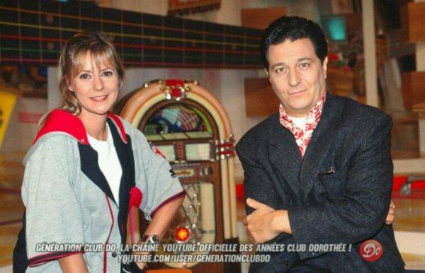 Dorothée & Christian Clavier
