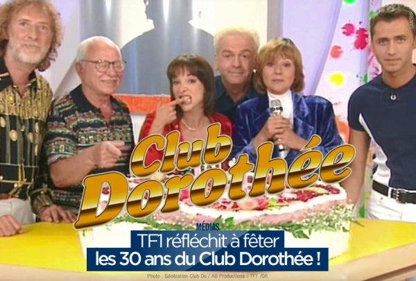 Les 30 ans du Club Dorothée sur TF1