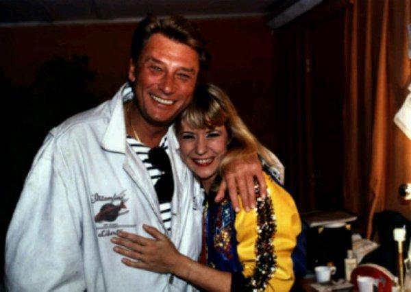 Johnny Hallyday & Dorothée