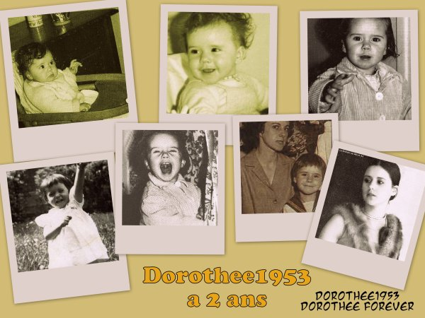 🎂🎂 Dorothee1953 a 2 ans 🎂🎂