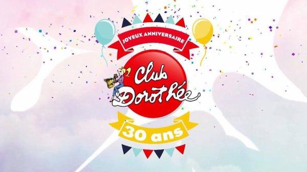 #30ansClubDo