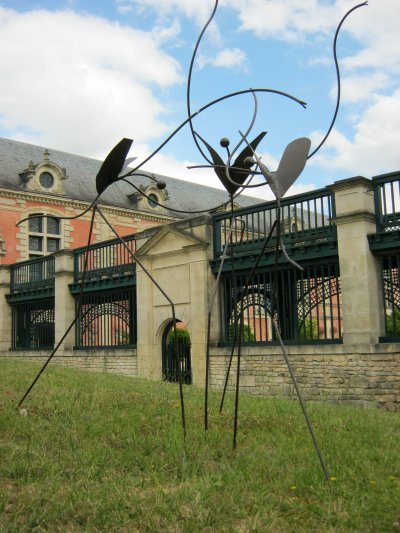 FESTIVAL D'ART CONTEMPORAIN  de la MOTHE st HERAY    79
