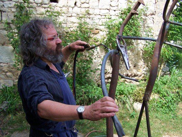 DONNADIEU Alain   METALSCULPTURES