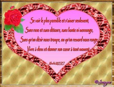 Poeme De Lamour Blog De Rocknrollenforce