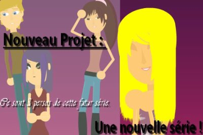 New Projet (-Secret Of Familly-)