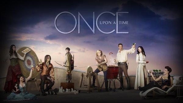 Once Upon A Time ~ Quelqu'un m'a dit un jour tu peux tout faire aussi longtemps que tu peux en rêver. ~