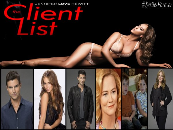 The Client List  ~ I never gave up on you. You gave up on us. ~