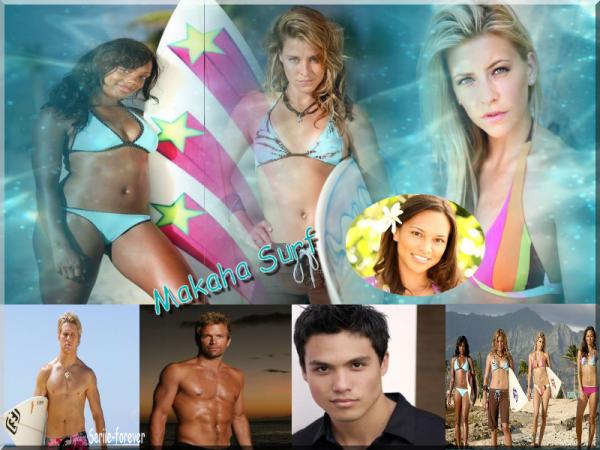 Makaha Surf  ~ Vivre pour le surf ! ~