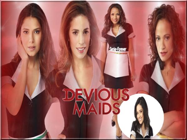 Devious Maids  ~ Les garçons riches ne tombent pas amoureux de la servante~