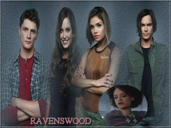 Ravenswood  ~ They have to die because of the pact ~