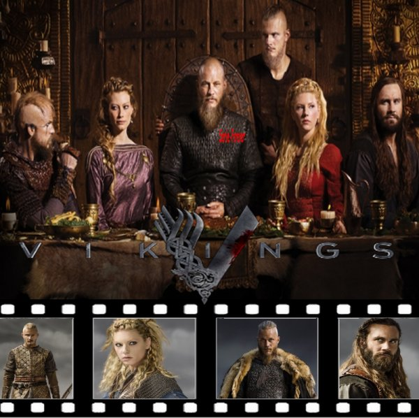 Vikings  ~ A Viking never gives up on his revenge ~