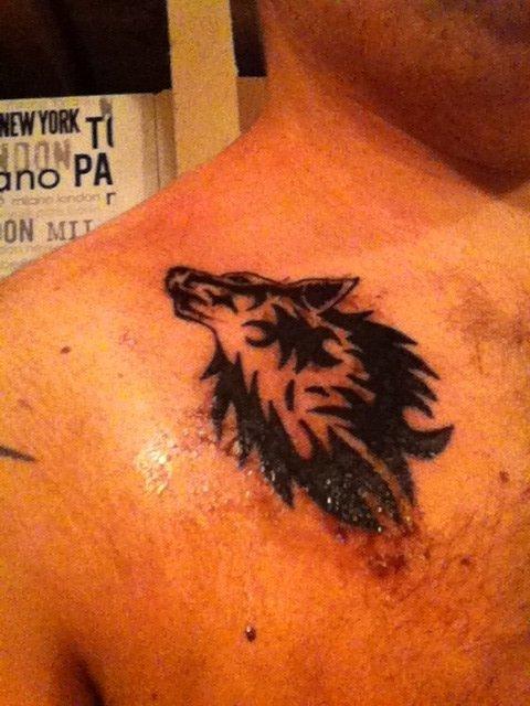 mon 12 iem tatouage