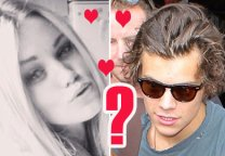 Harry Styles et Kara Rose Marshall