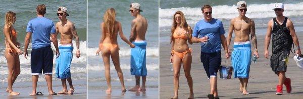 Justin et Chantel a Panama