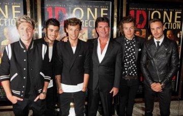 Les One Direction dans la série GLEE :D
