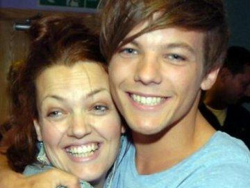 Louis est aux anges