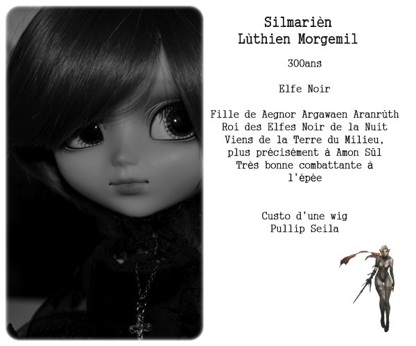 Présentation des Dolls de #Théa 2