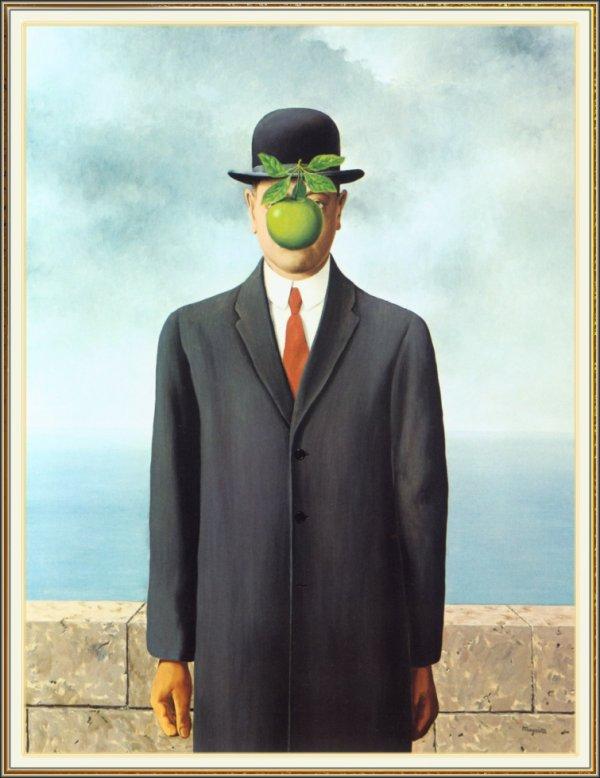 Coucou, tu veux voir Magritte ?