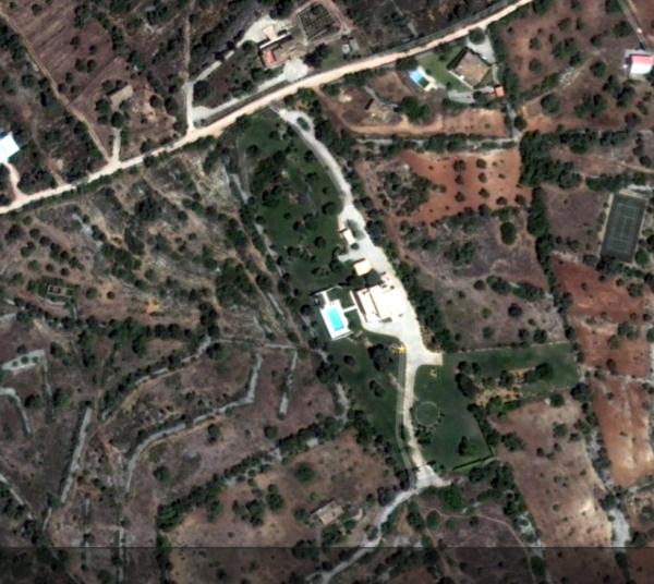 La maison de vacances (j-3) dans l'Algarve (Portugal)