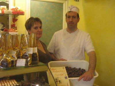 Chocolat Crotte du Marquis