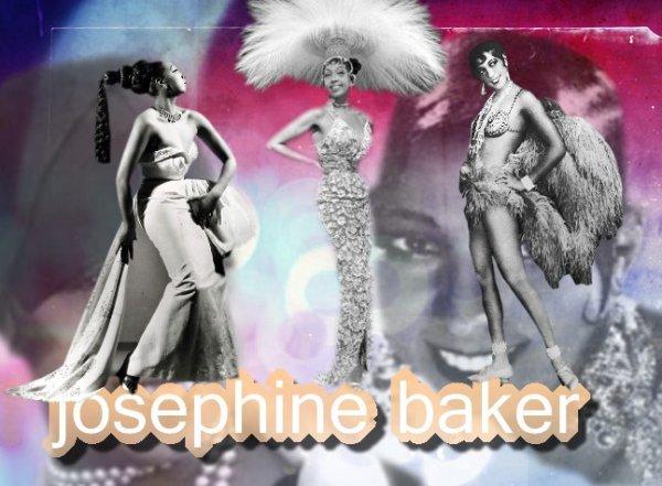 JOSEPHNIE BAKER MONTAGE 1