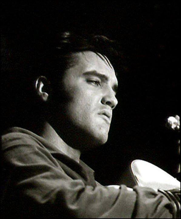 magnifique photo de elvis presley