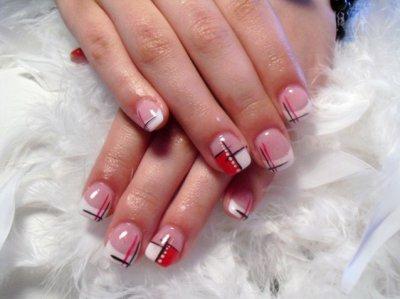 blanc&rouge