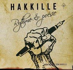 "HAKKILLE : SORTIE OFFICIELLE DU STREET-ALBUM ""RYTHME & POESIE"""