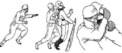 Close Combat ou Close Quarter Combat